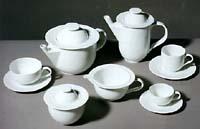 Mek dinner tea service alberto pinto - Alessi la bella tavola ...