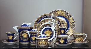 Mek Dinner Amp Tea Service Versace