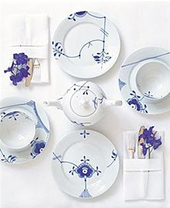mek dinner tea service royal copenhagen. Black Bedroom Furniture Sets. Home Design Ideas